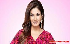sirjannewsActress+Raveena+Tandon+said+in+the+headline-+Bollywood+drugs+case-+The+time+is+right+for+cleaning%2C+uproot+it+from+the+root