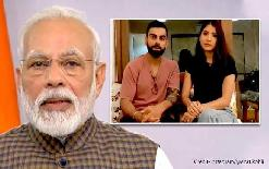 sirjannewsVirat+Kohli+and+Anushka+Sharma+gave+such+replies+on+PM+Narendra+Modi%5C%27s+congratulatory+tweet